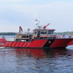 Tampa Fire Rescue U.S. Commercial Marine Vessel