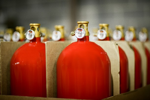 fire-suppression-extinguishers