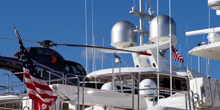 Visit Sea-Fire at the Fort Lauderdale International Boat Show at the Bahia Mar Yachting Center.