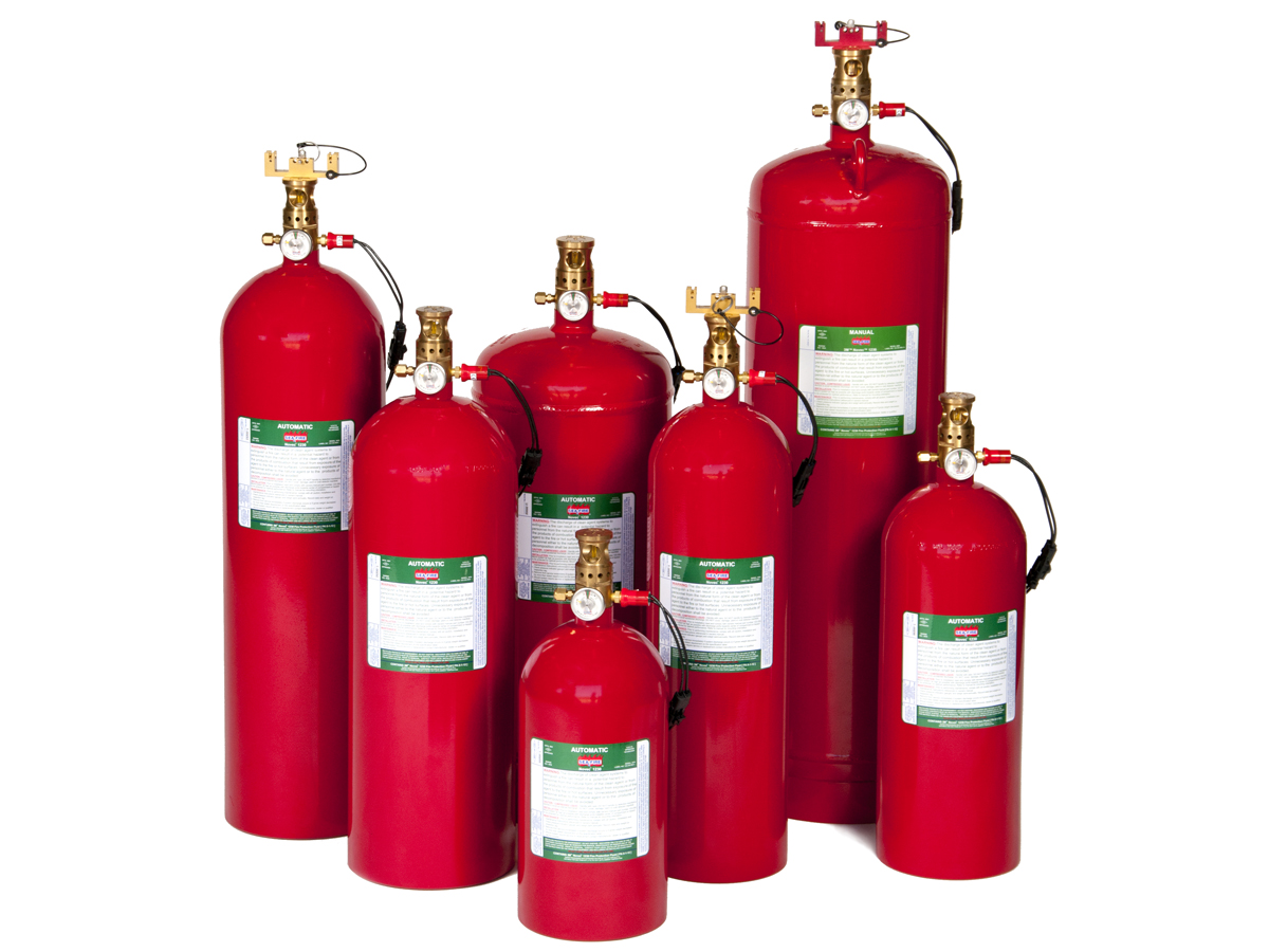 Automatic Fire Suppression Cost Effective For Long Haul Sea Fire